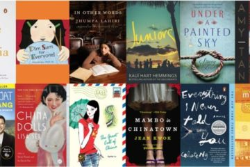 Asian Pacific American Heritage Month recommended books