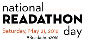 National Readathon Day Logo 2016