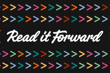 Meet the new Read It Forward!