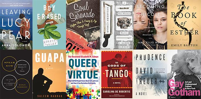 Gay Pride Book Covers