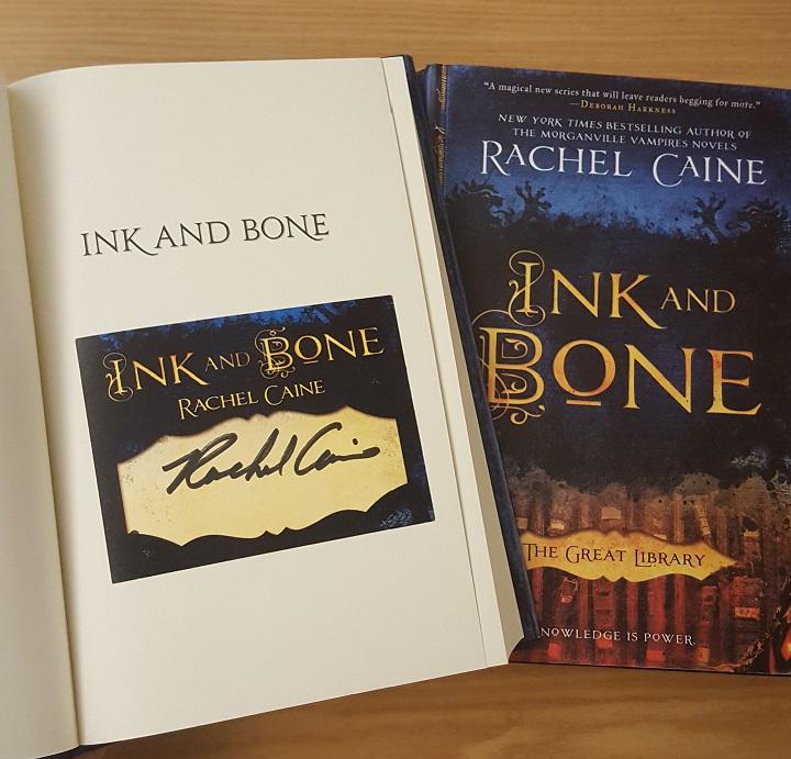 Rachel Caine Giveaway