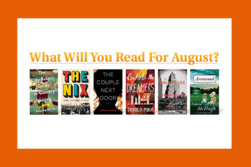 New Books for August