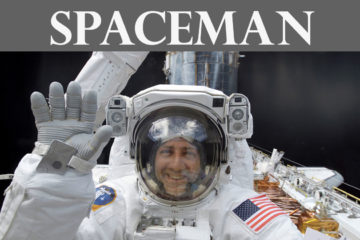 #FridayReads: Spaceman