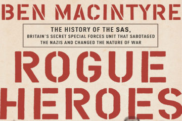 #FridayReads: Rogue Heroes