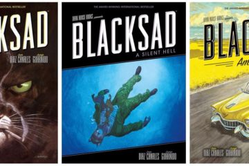 Sign Up for Our Graphic Novel eNewsletter for Staff Picks, Giveaways, and More!