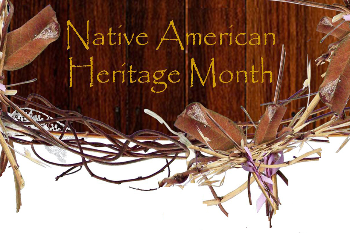 There's A Book for That: Native American Heritage Month