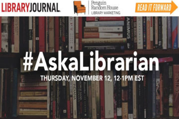 Join Us for #AskaLibrarian Thursdays 12-1pm