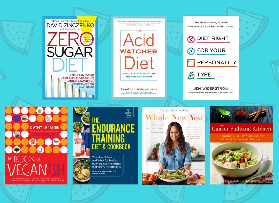 7 Books for Unique Diets - Borrow. Read. Repeat.