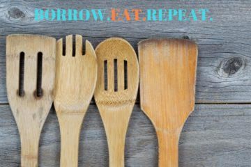 Borrow.Eat.Repeat: A recipe from GOOD TASTE