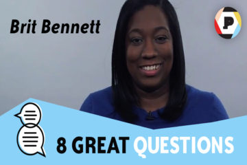8 Great Questions with Brit Bennett