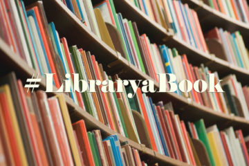 #LibraryaBook for National Library Week!