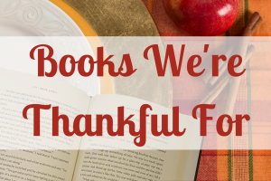 Give Thanks to Those Special Reads in Your Life