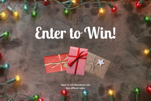 Enter Our Holiday Sweeps to Unwrap Your Next Great Read!