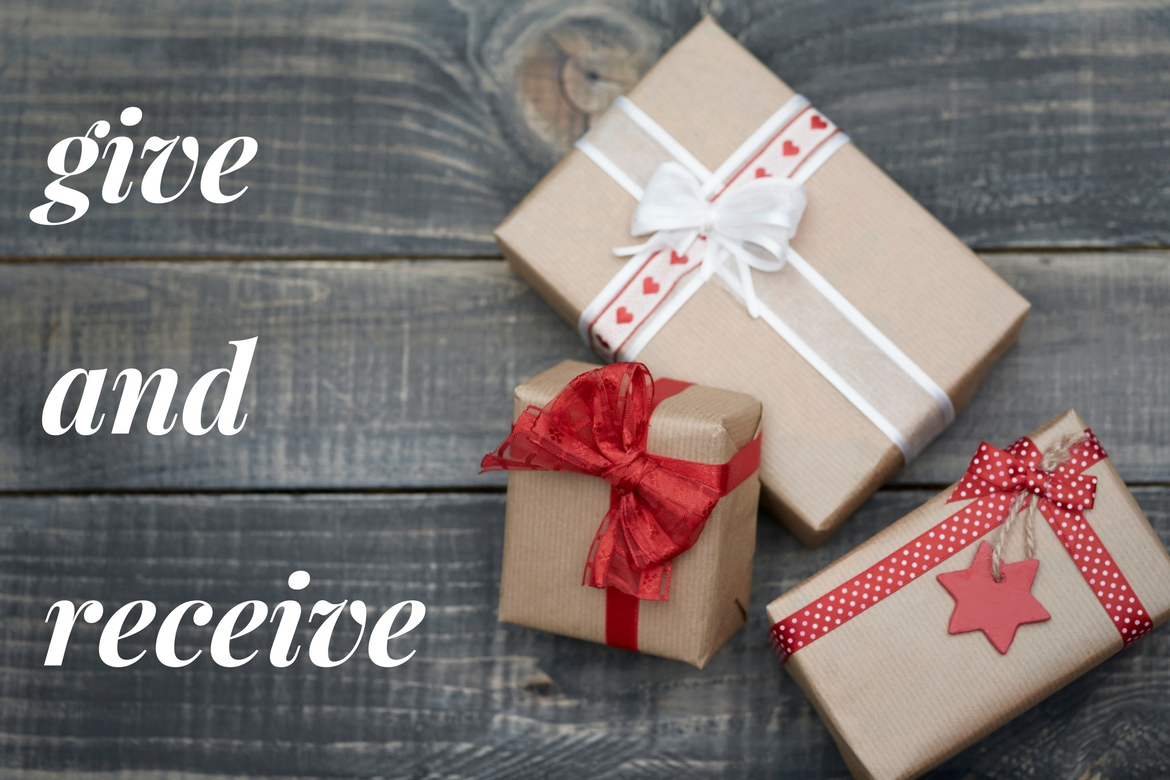 Give AND Receive This Holiday Season!