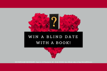 Enter Our Valentine's Day Sweeps to Win a Blind Date with a Book!