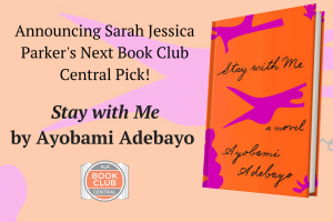 SJP's Next Book Club Central Pick Announced!