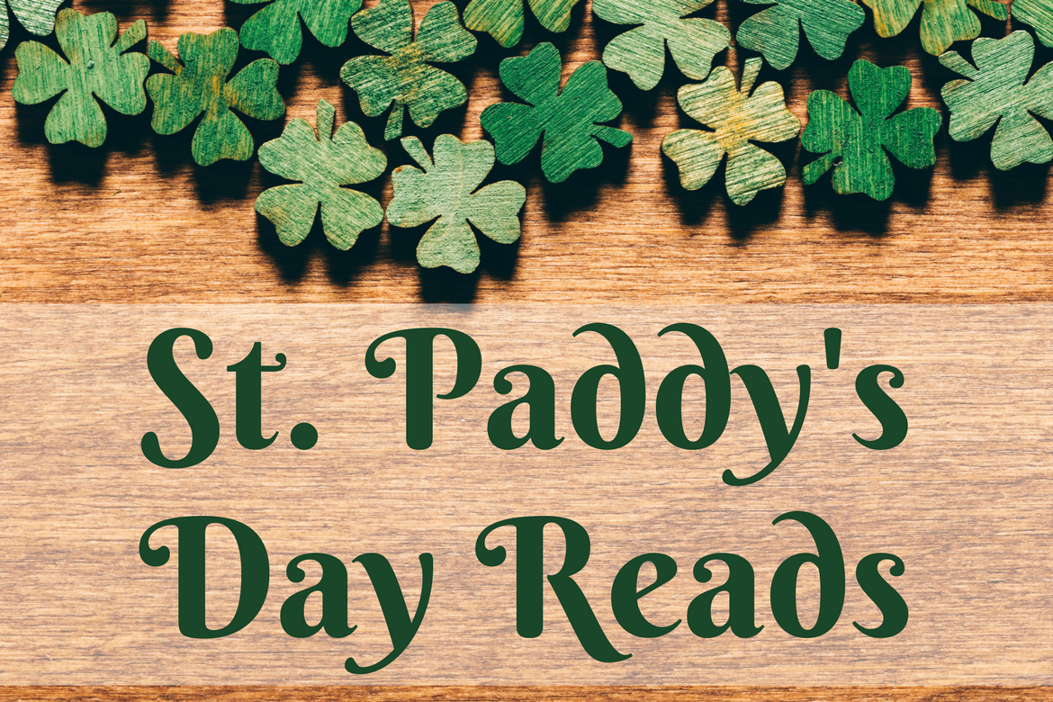 A Pot O' Reads for St. Patrick's Day