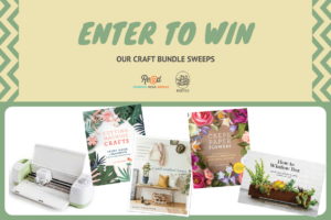 Enter to Win Our Craft Bundle Sweepstakes!