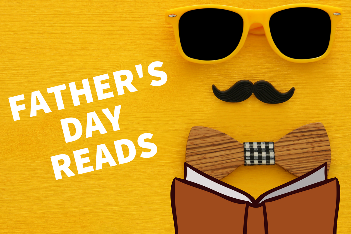 21412f23fea We ve put together a list of fascinating and thrilling reads that would  make the perfect Father s Day gift for every kind of dad.