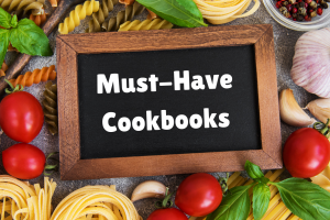 Must-Have Cookbooks for Every Kind of Chef