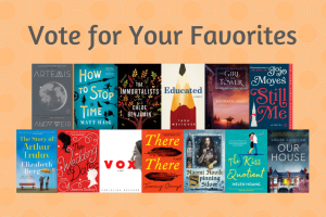 What Are Your Favorite LibraryReads Picks from 2018?
