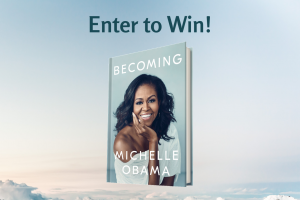 Enter to Win a Copy of Michelle Obama's BECOMING