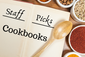 Add 1 tbsp of These Cookbooks to Your Shelves