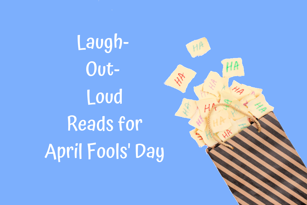 April Fools' Day Reads