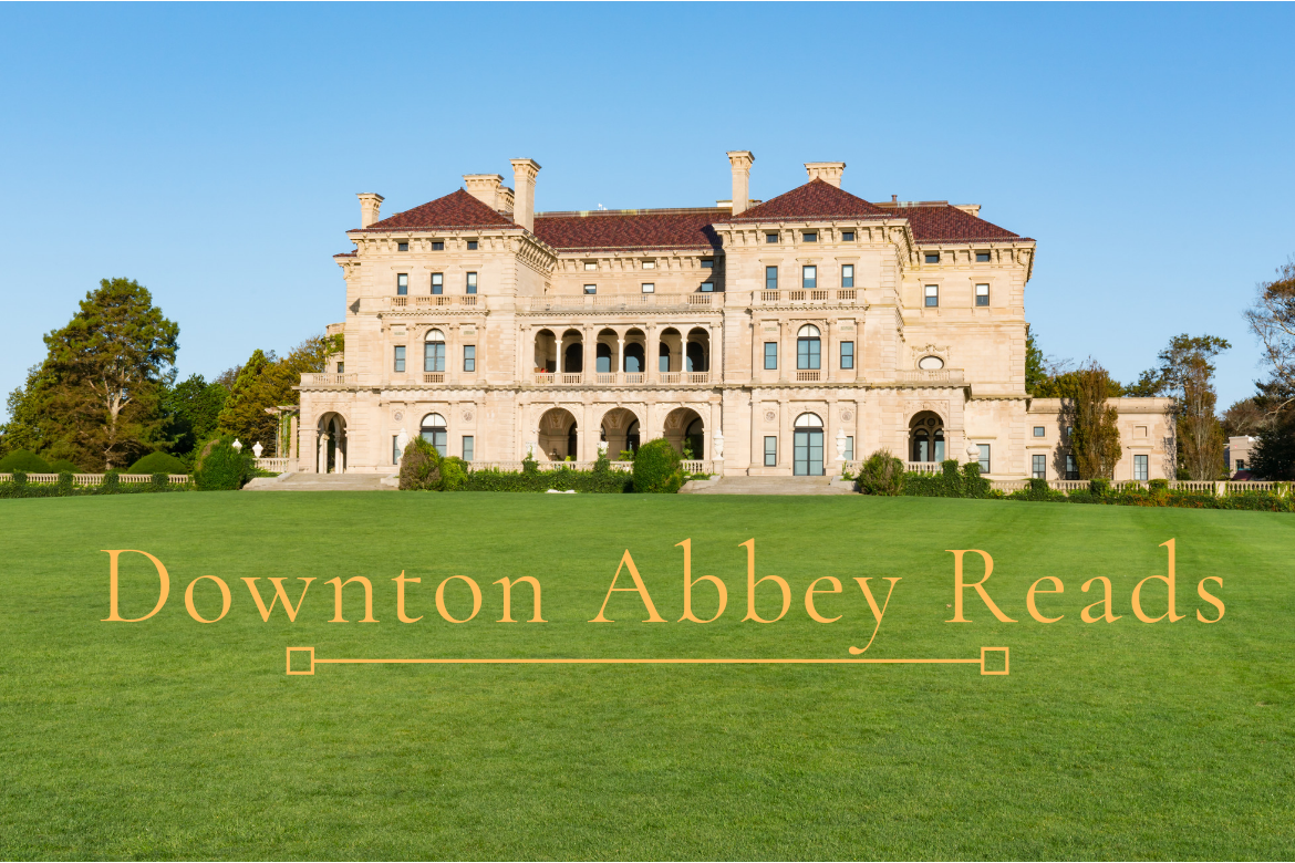 Downton Abbey Reads