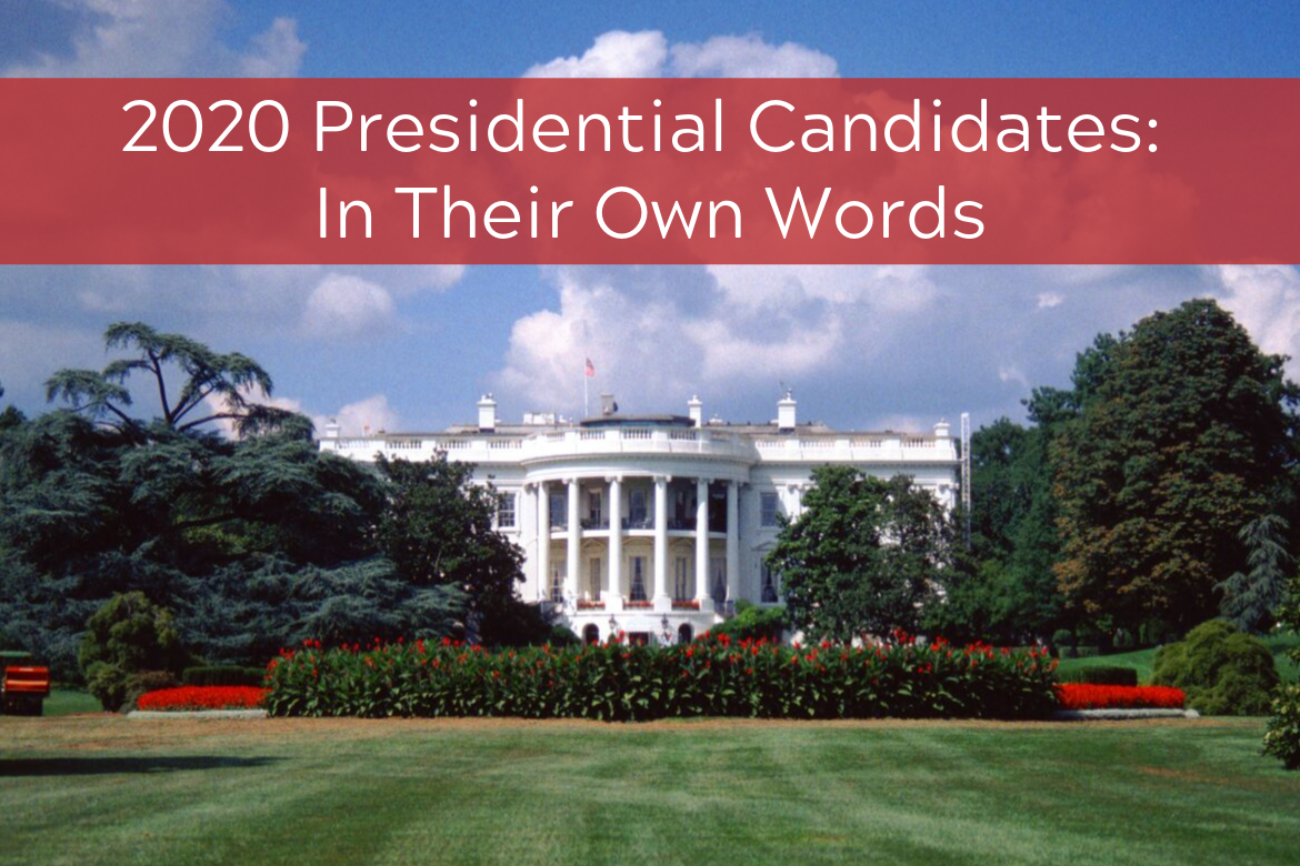 Must-Reads from 2020 Presidential Hopefuls