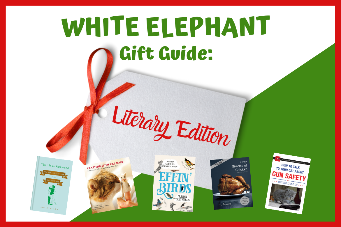 Books for Your White Elephant Gift Exchange