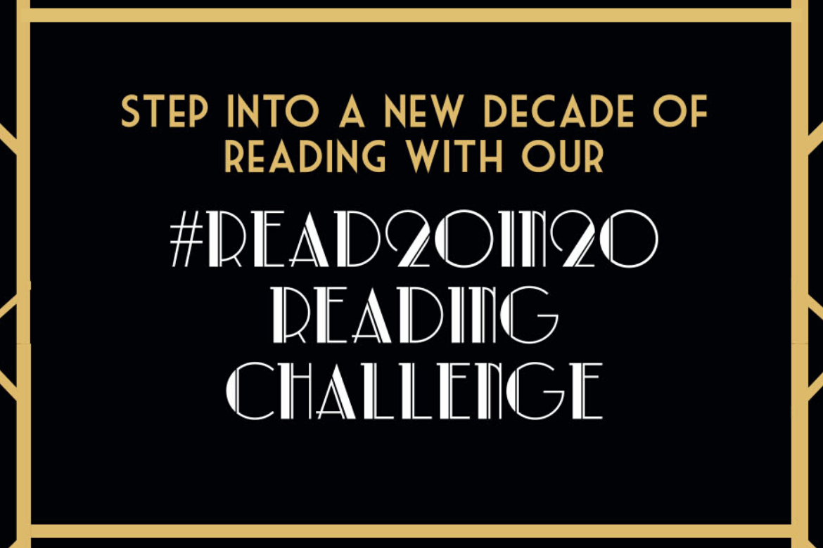 Our #Read20in20 Reading Challenge!
