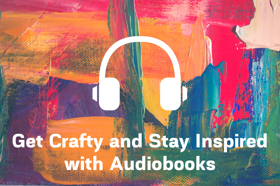 Stay Inspired with Audiobooks