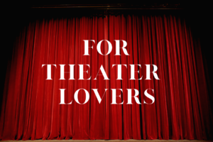 Reads for Theater Lovers