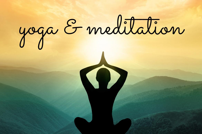 Yoga & Meditation Books