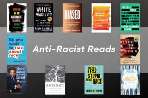 Anti-Racist Reading List