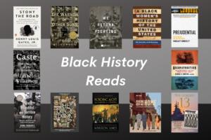 Books that Chronicle Black History
