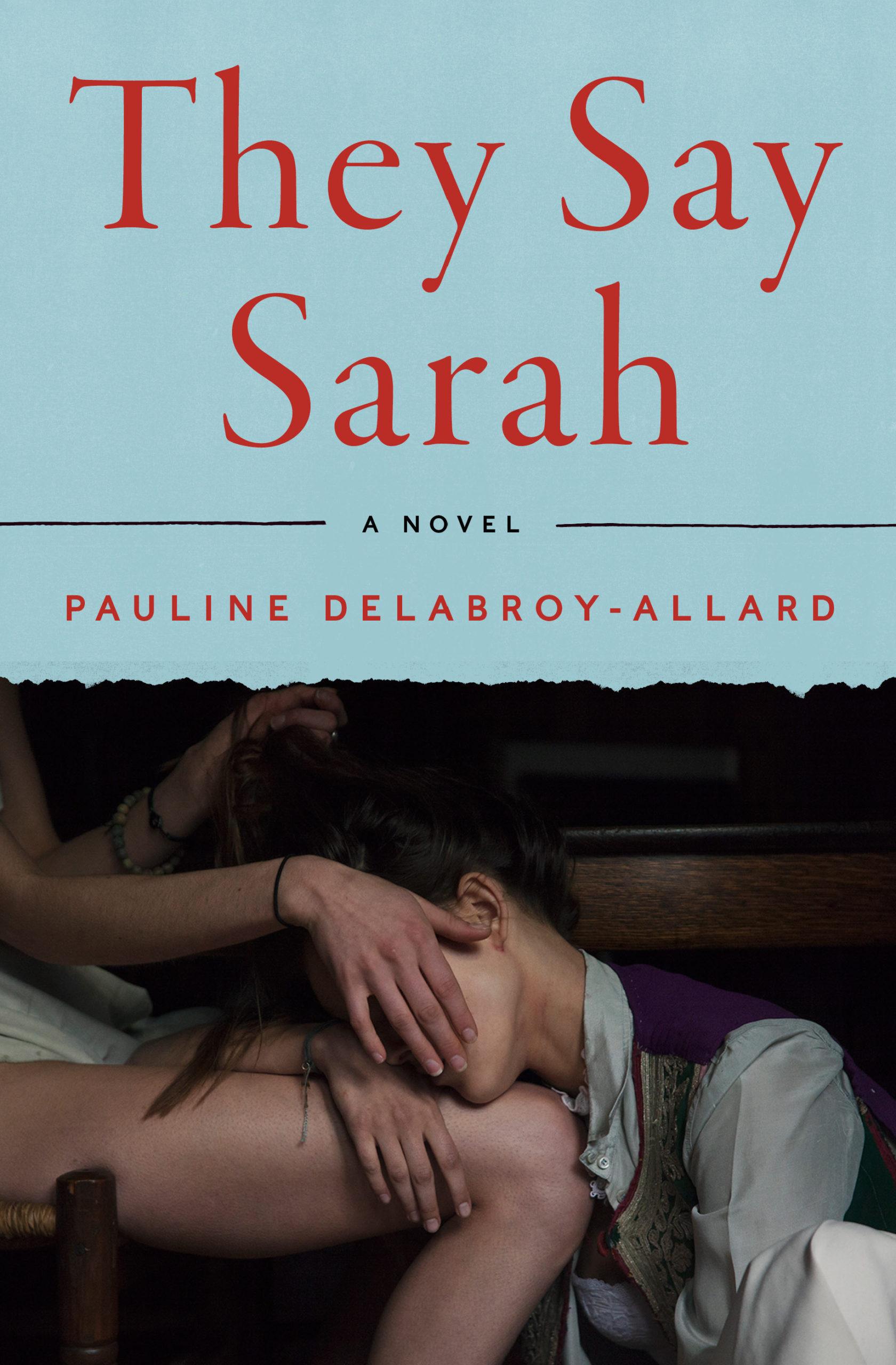 THEY SAY SARAH_LGBTQIA+ books