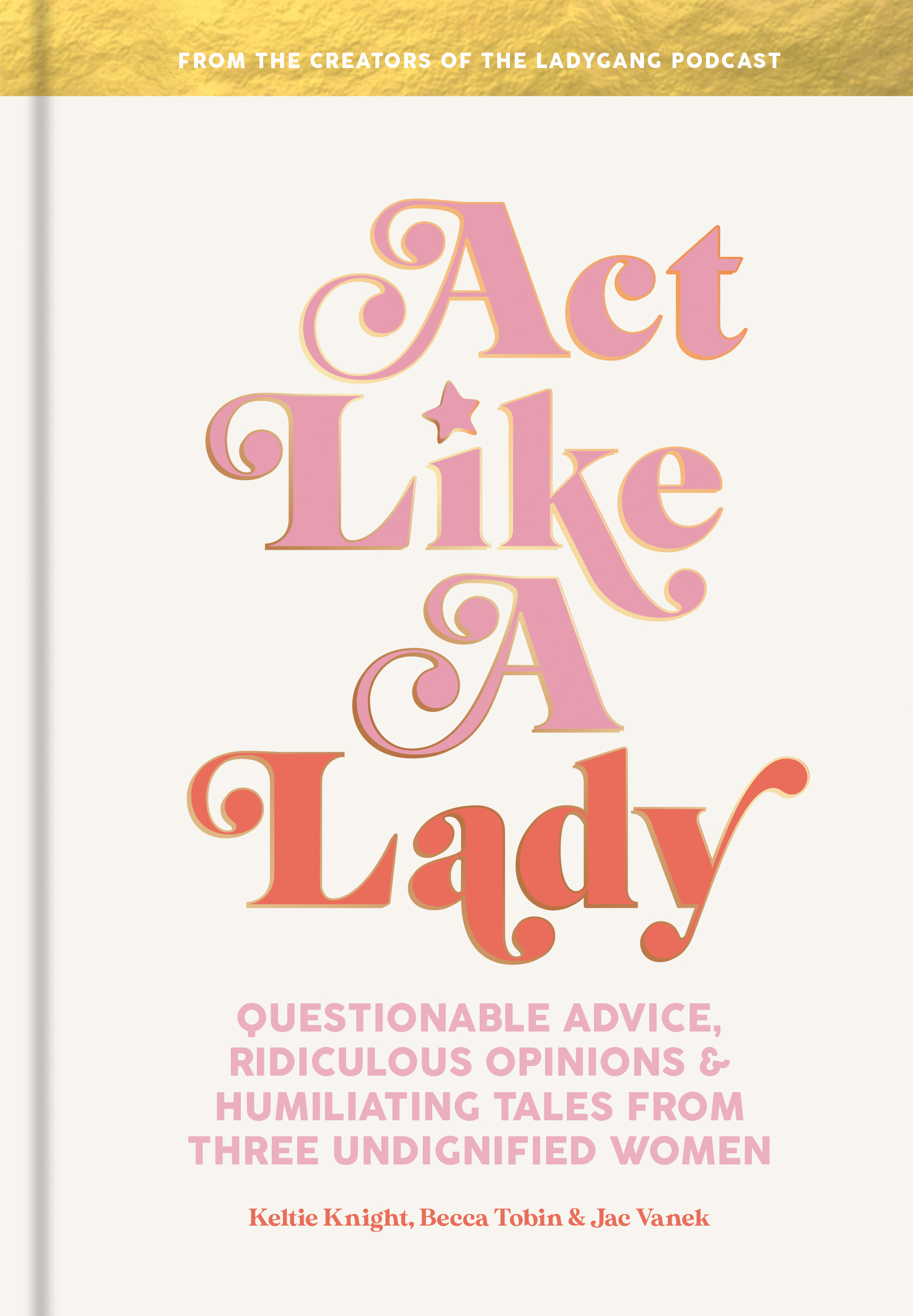 ACT LIKE A LADY_books and cocktails