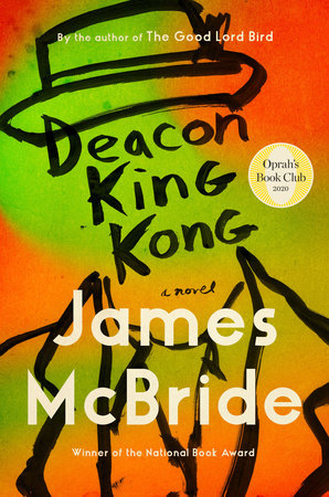 DEACON KING KONG_Book Club Picks