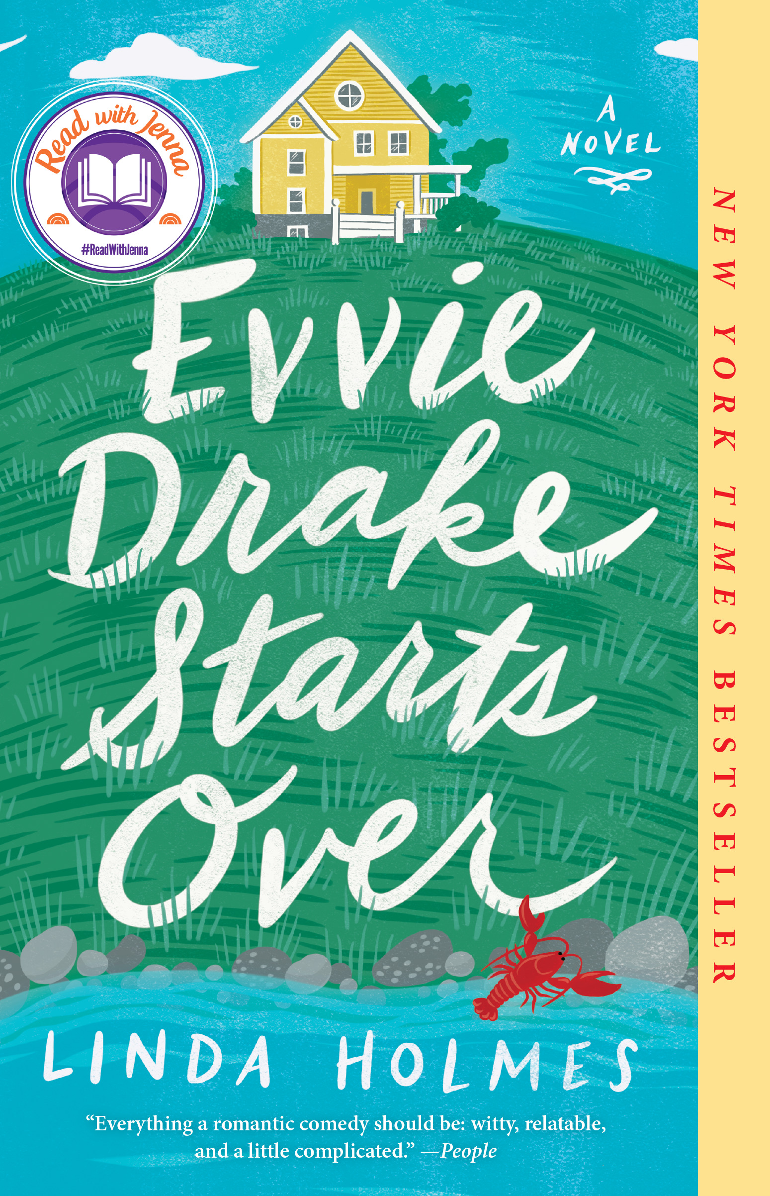 EVVIE DRAKE STARTS OVER_books and cocktails