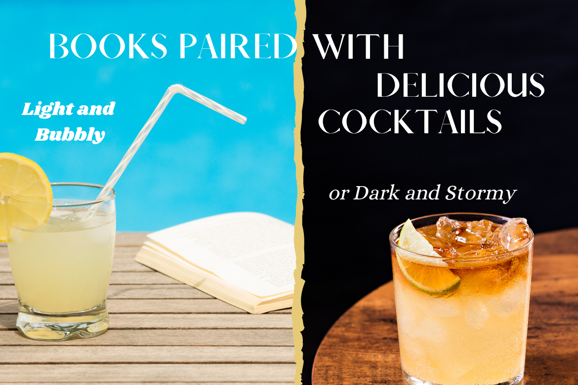 Drinks Paired with Some of the Hottest Summer Reads