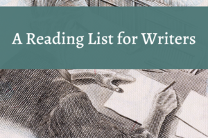 Reads for NaNoWriMo