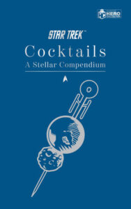 Star Trek Cocktails Cover