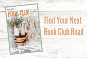 Our Book Club Brochure Vol. 21!