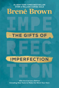 The Gifts of Imperfection Cover