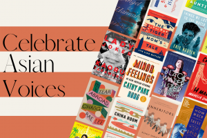Reads for Asian American Pacific Islander Heritage Month!